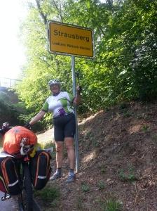 Ankunft Strausberg